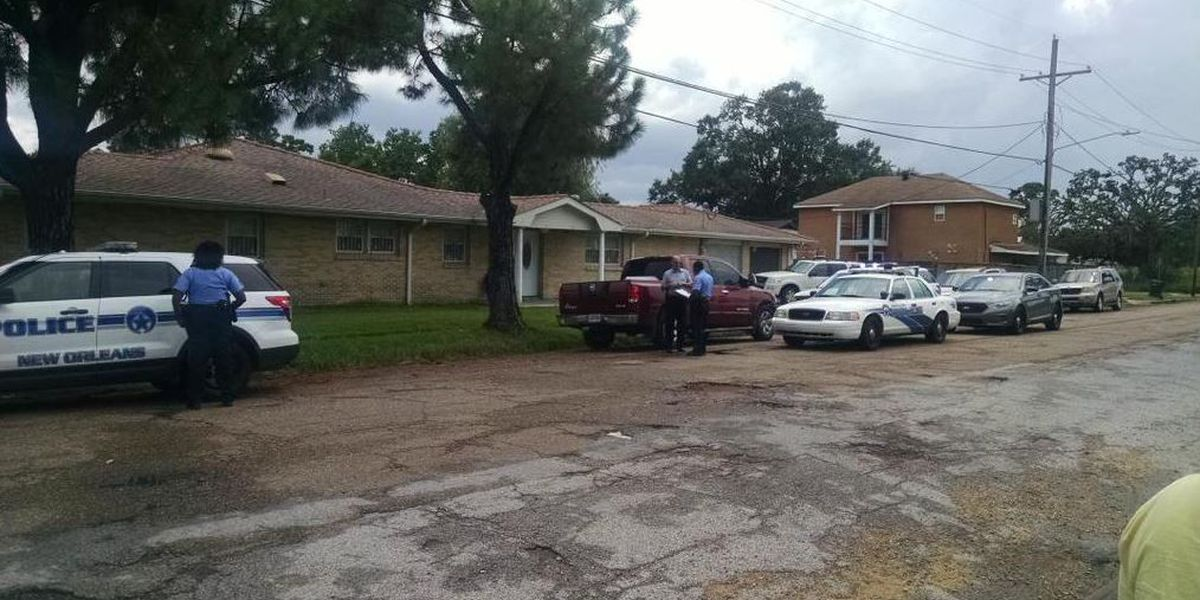Homeowner opens fire on alleged burglars in New Orleans East