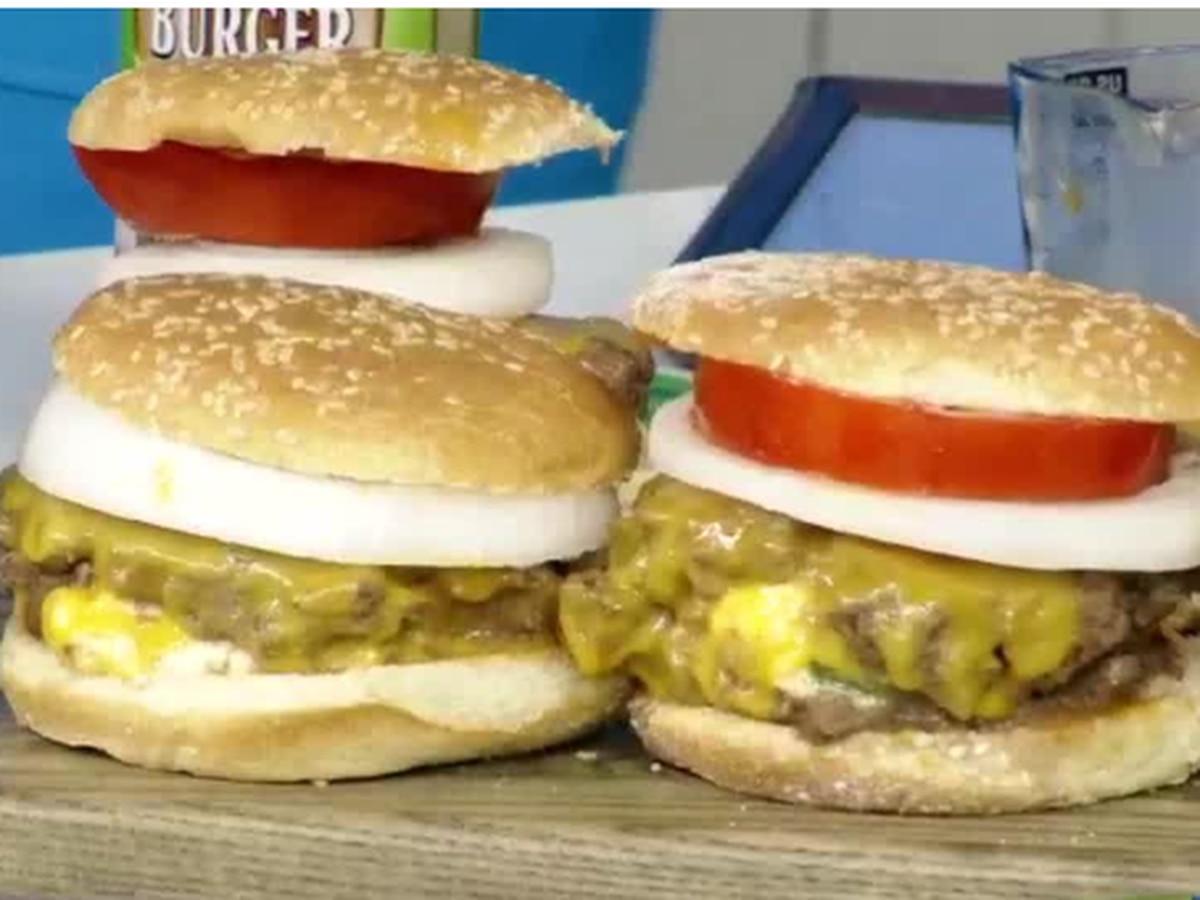 RECIPE: Tony's bold burger picnic recipe