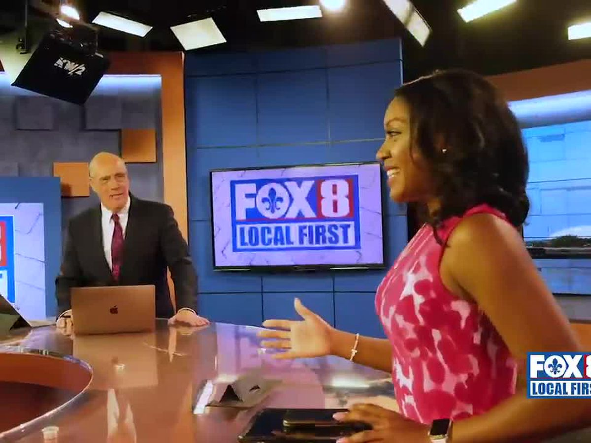 LIVE: FOX 8 Morning Edition