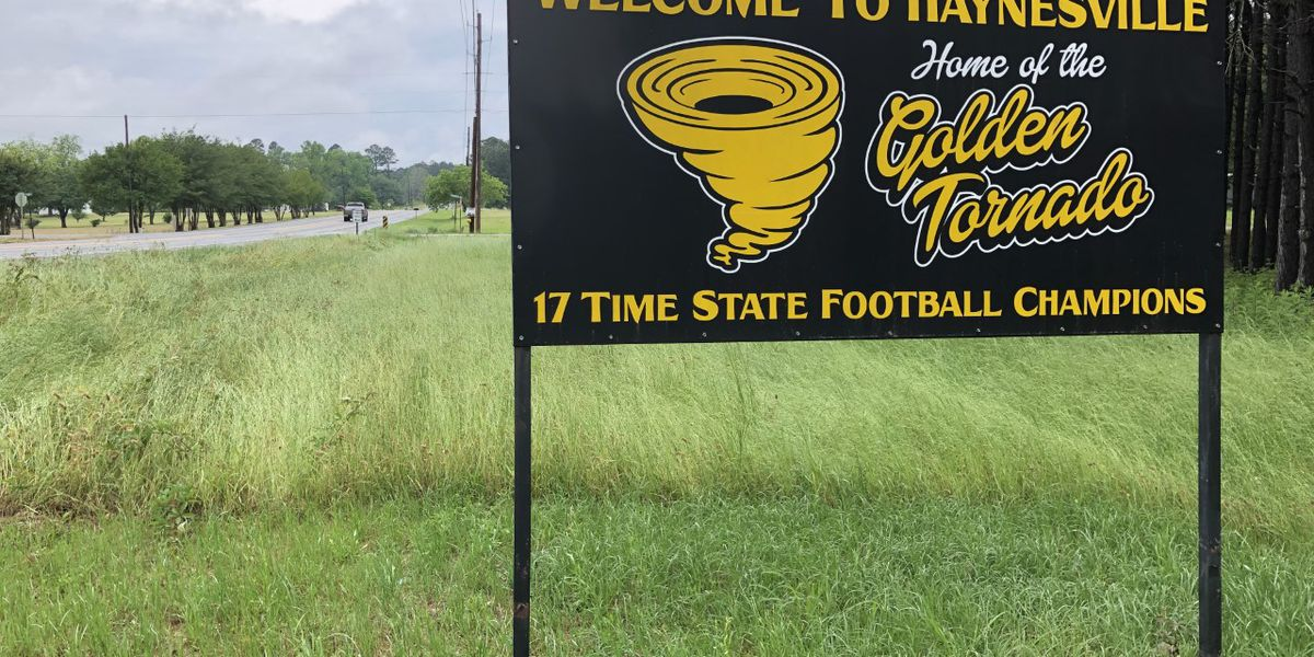 Small town Haynesville builds football dynasty on the Arkansas border