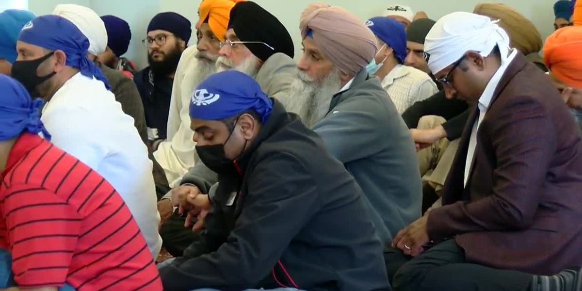 Sikh community mourns 4 members killed in FedEx mass shooting
