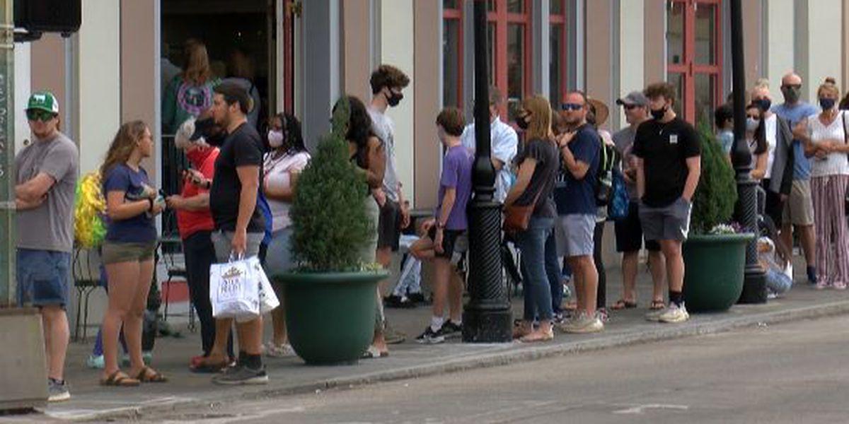 TSA prepares for influx of spring break travelers to New Orleans