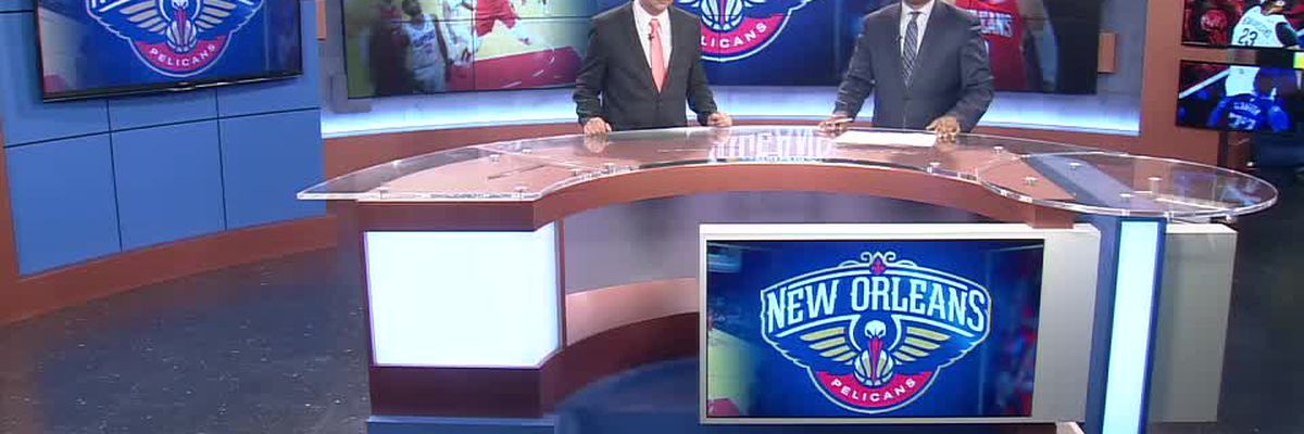 Andrew Lopez of the Times-Picayune joins us to talk all things Anthony Davis and the Pelicans