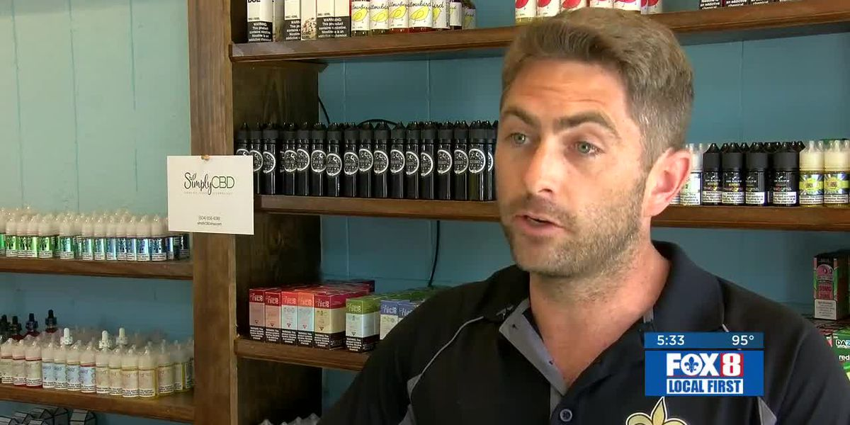 Vape shop owner worries potential ban will force store closures