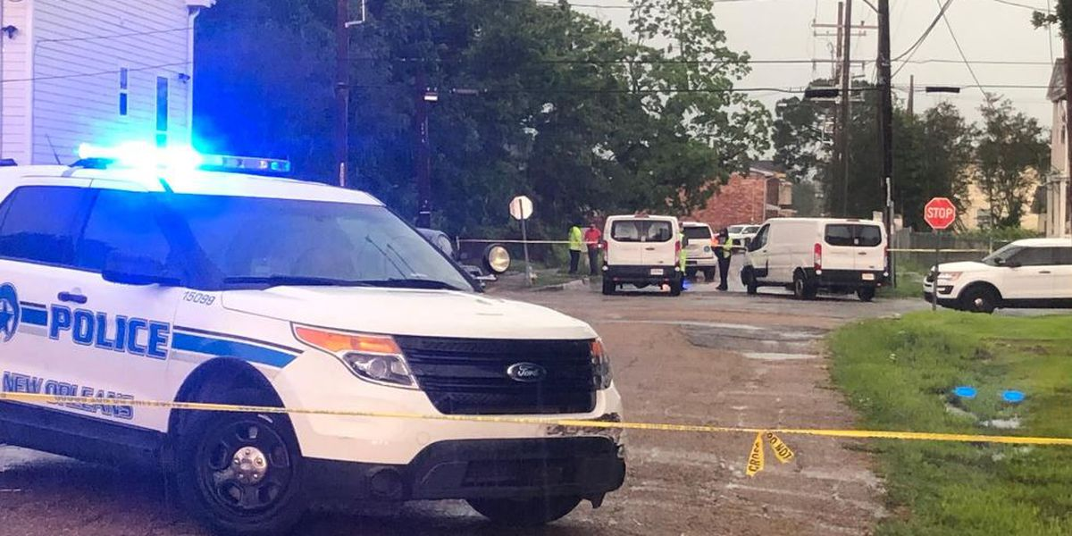 NOPD: Two people shot and killed in St. Bernard neighborhood