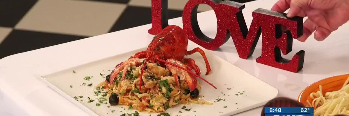 Chef Folse: Tomato and Lobster Linguine