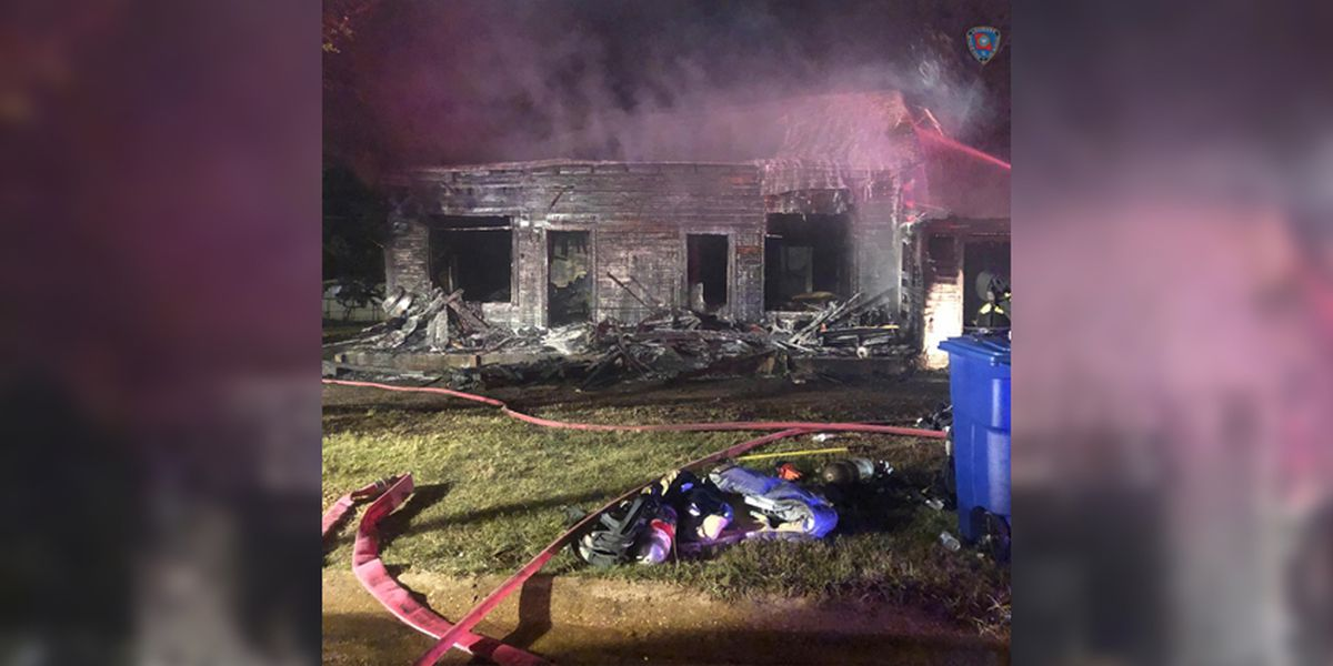 Two young children die in house fire in Louisiana