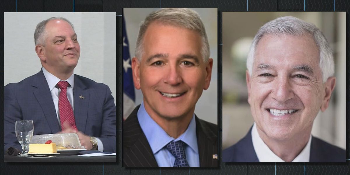 'We have a race:' Louisiana governor election heats up