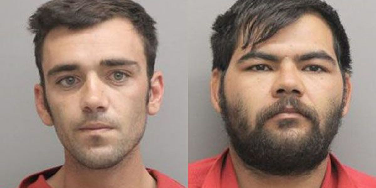Two suspects nabbed after after cops witness Lafourche drug deal