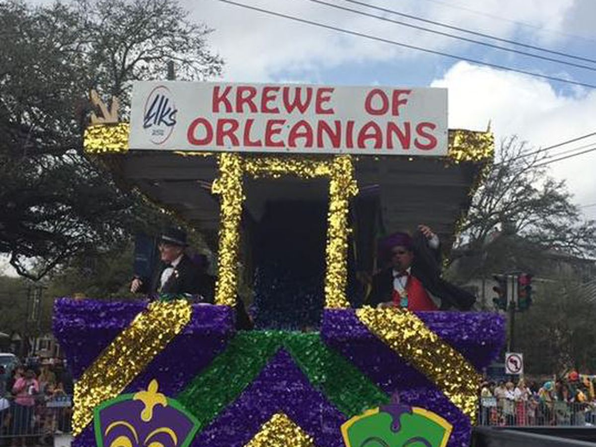 Several Krewe of Orleanians truck floats to receive violation letters, some to be banned