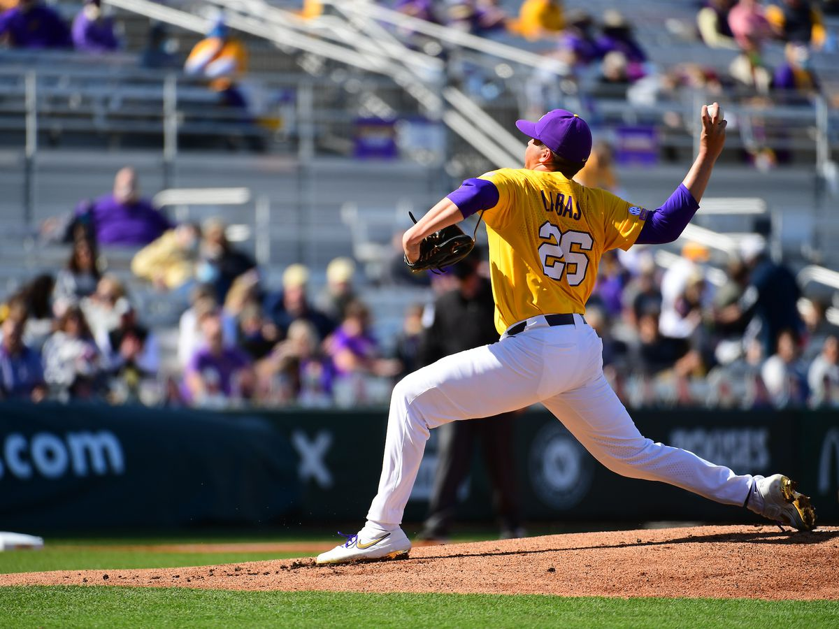 Golden Eagles comeback against No. 11 LSU to take series