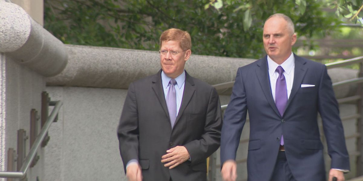 Former head of OLOL Foundation pleads guilty in embezzlement scheme; 2 former LSU players now wrapped up in drama