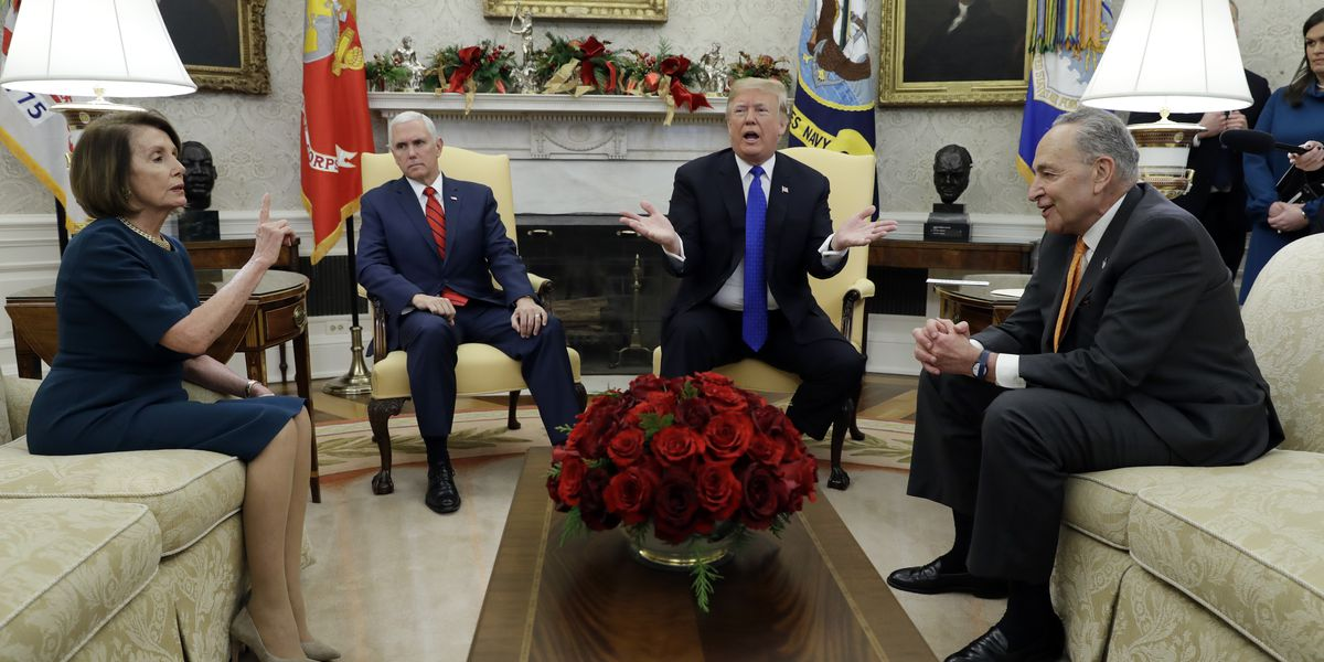 Richmond, Scalise weigh in on government shutdown