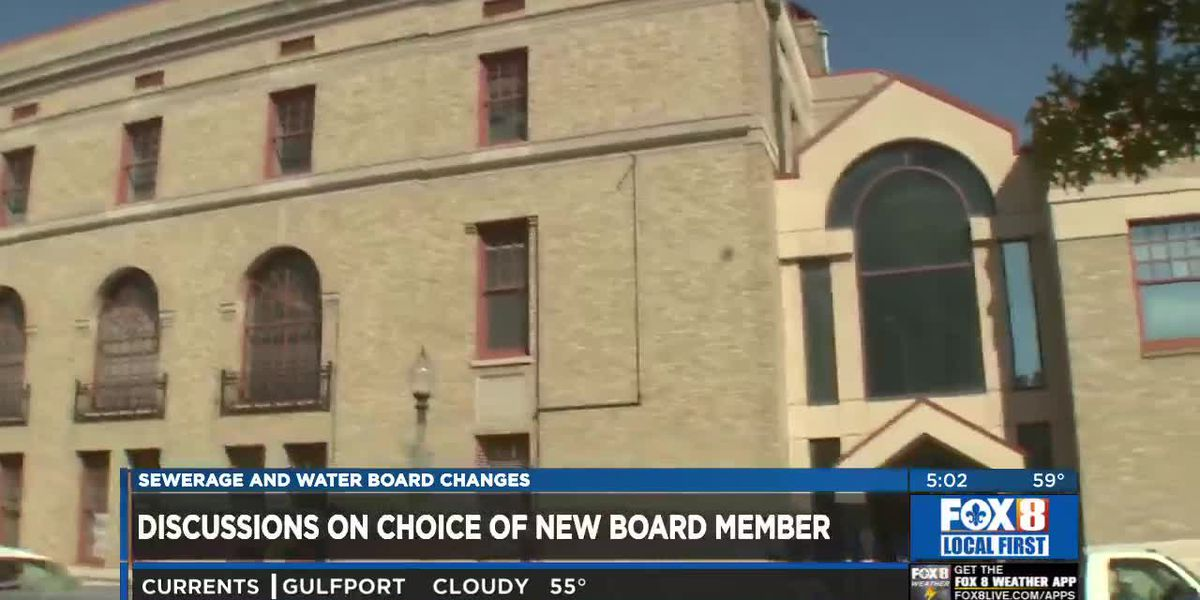 Special meeting called to determine council representative for S&WB