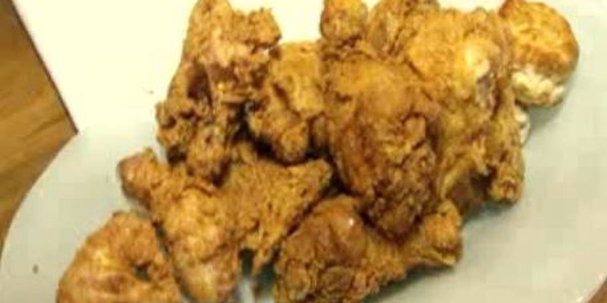 Chef John Folse: Herb-brined southern fried chicken