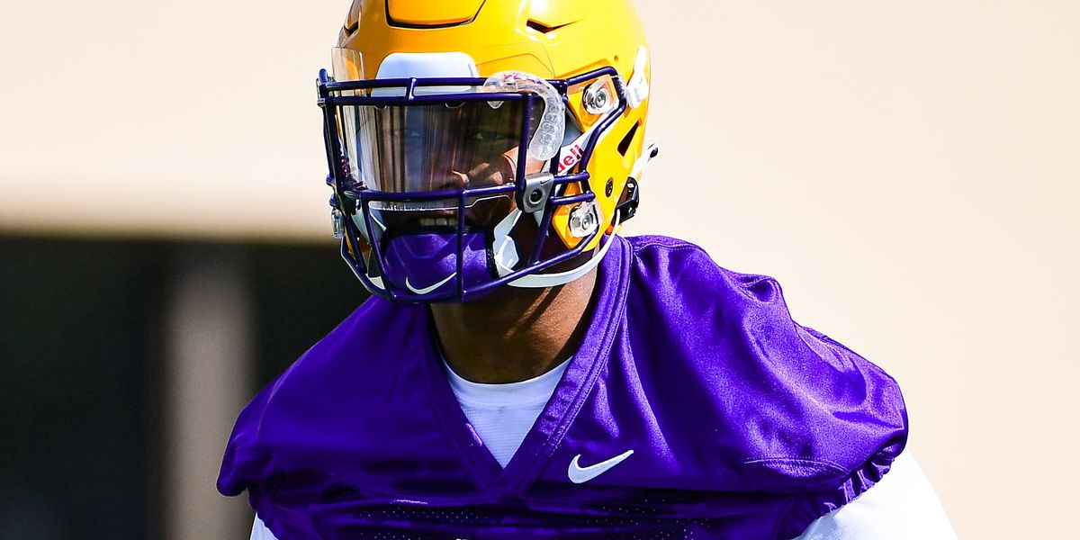LSU safety JaCoby Stevens making adjustments in Bo Pelini's scheme
