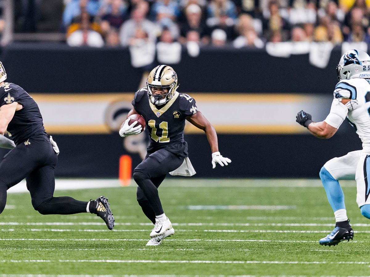 Former Saints wideout Tommylee Lewis moving on to Detroit Lions
