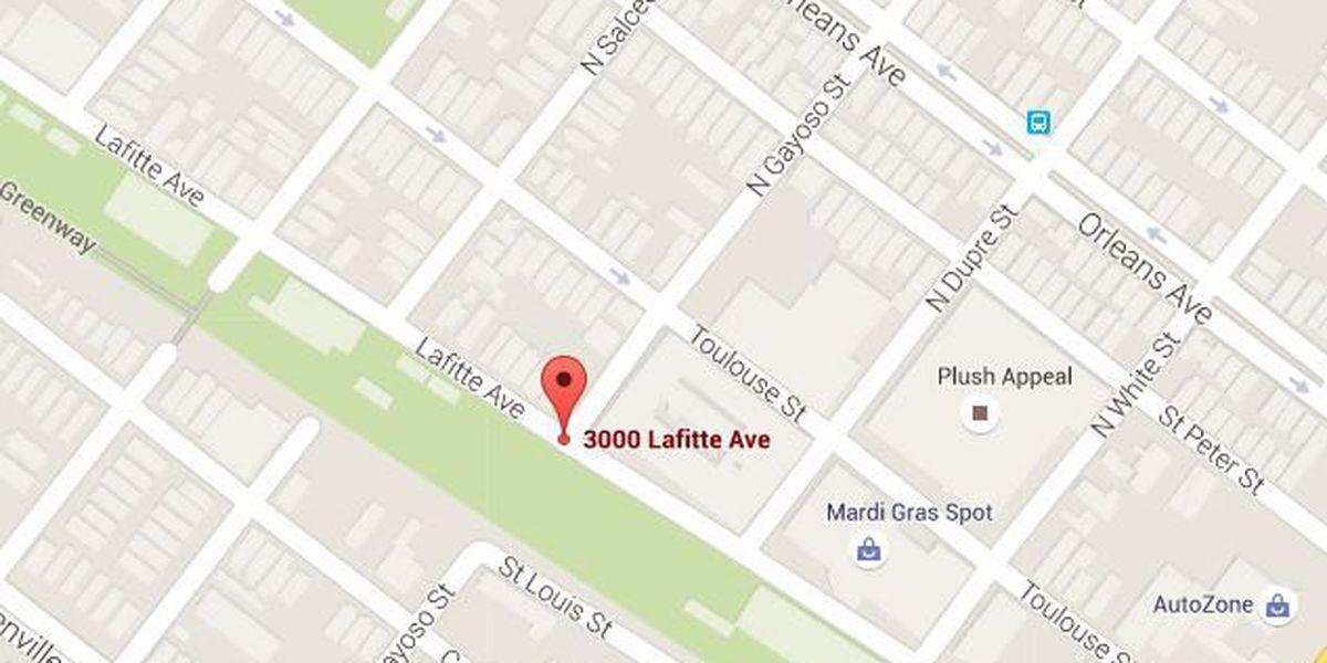 Man found dead on Lafitte Street Friday morning