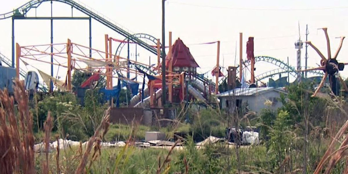 Cantrell wants another year to redevelop Six Flags, report states