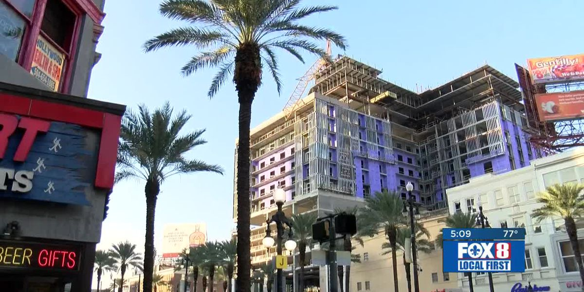 City's top administrator discusses expenses incurred by the city due to the Hard Rock Hotel collapse