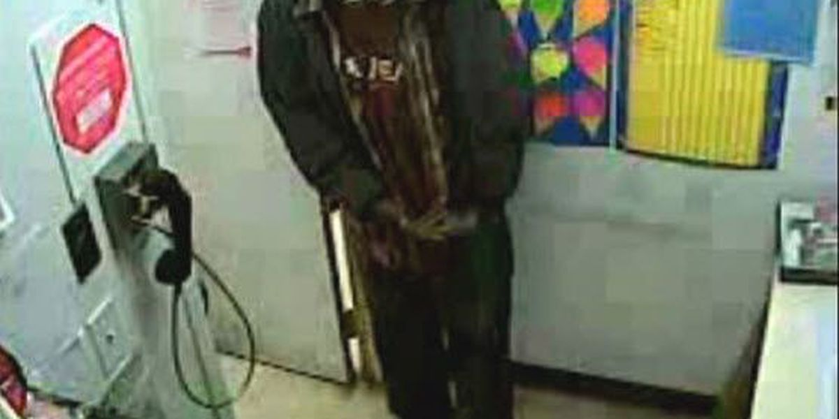 Man wanted for New Orleans East store robbery