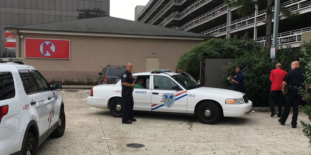 Customer with gun stops Red Bull bandit at Metairie Circle K