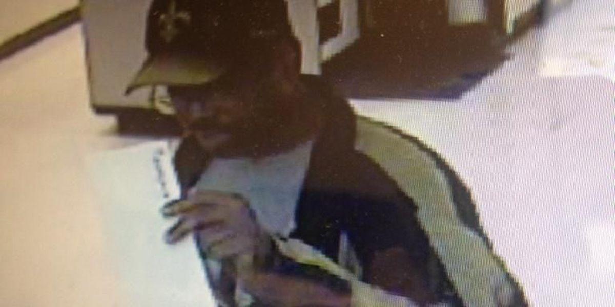 Gunman robs bank near UNO