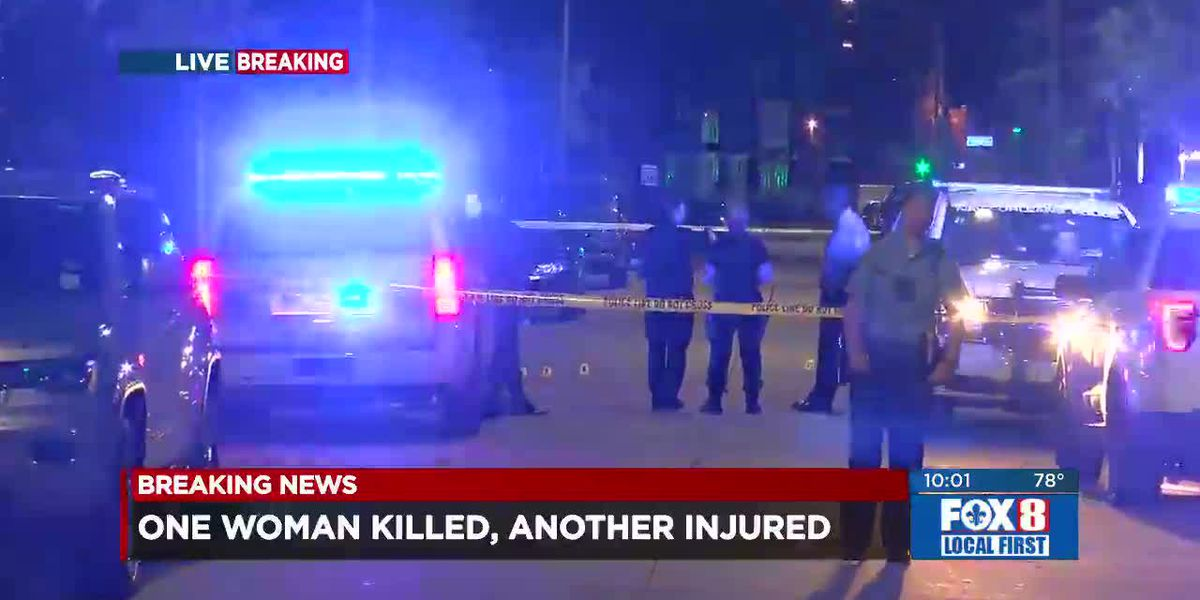 NOPD: 2 women shot, 1 fatally in Central City