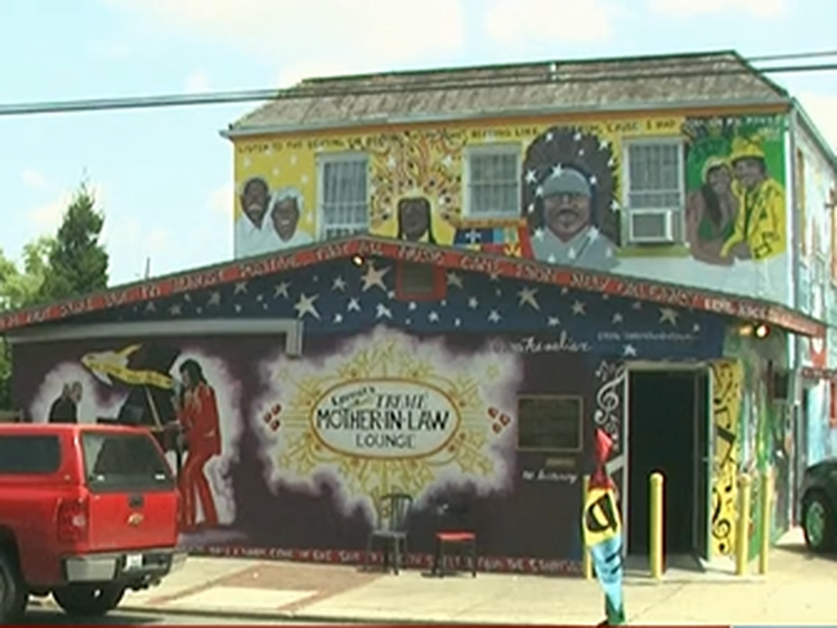 City of New Orleans shuts down Kermit Ruffins' Mother in Law Lounge