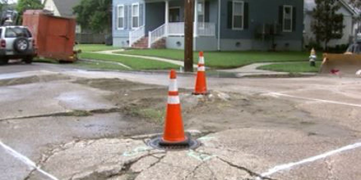 New equipment helps New Orleans identify, repair, track potholes