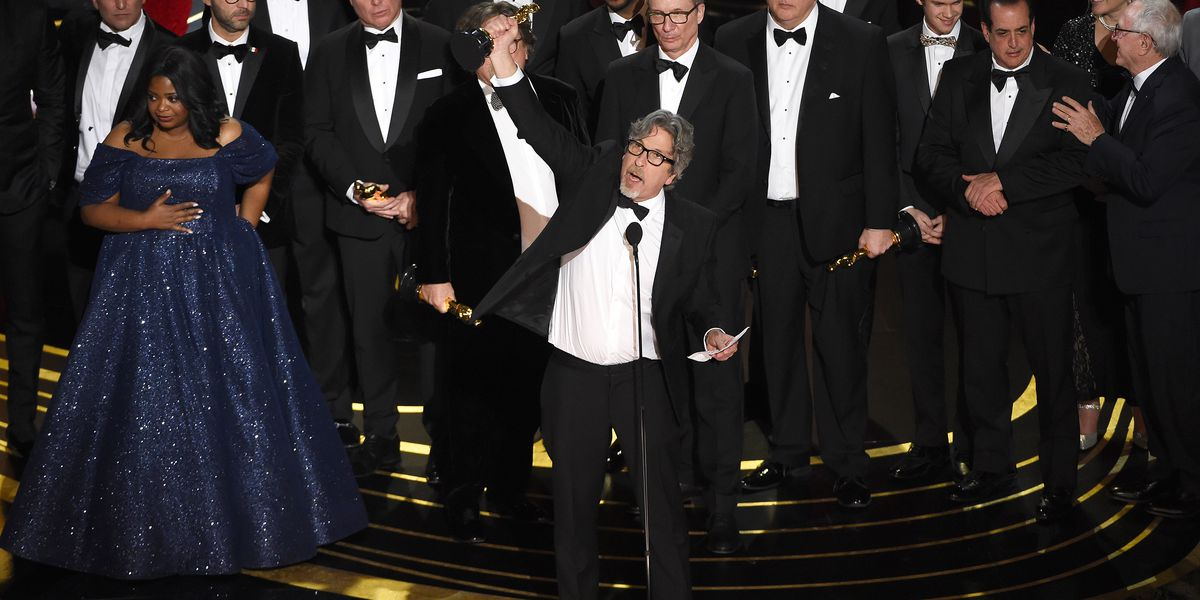 Movie shot in New Orleans racks up Oscar wins