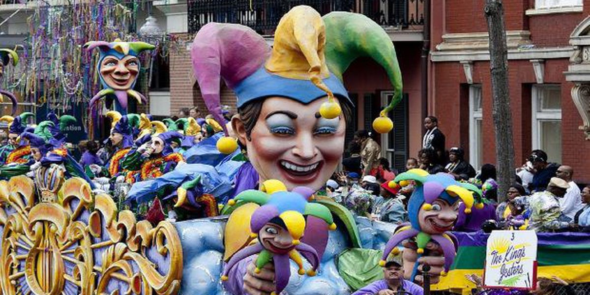 Arthur Hardy: Don't let the wait for Mardi Gras catch you off guard