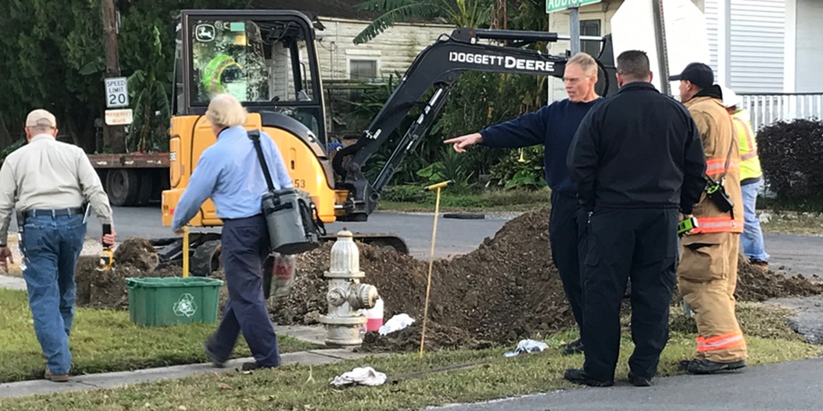 Houses evacuated after gas leak in Old Metairie, Nola.com reports