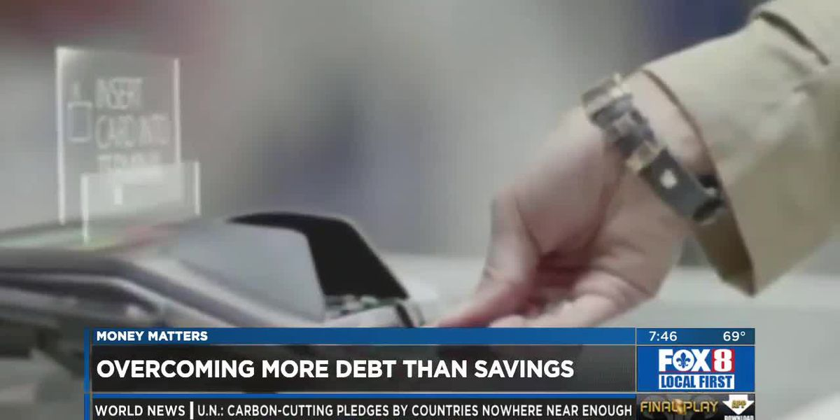 Paying down credit card debt