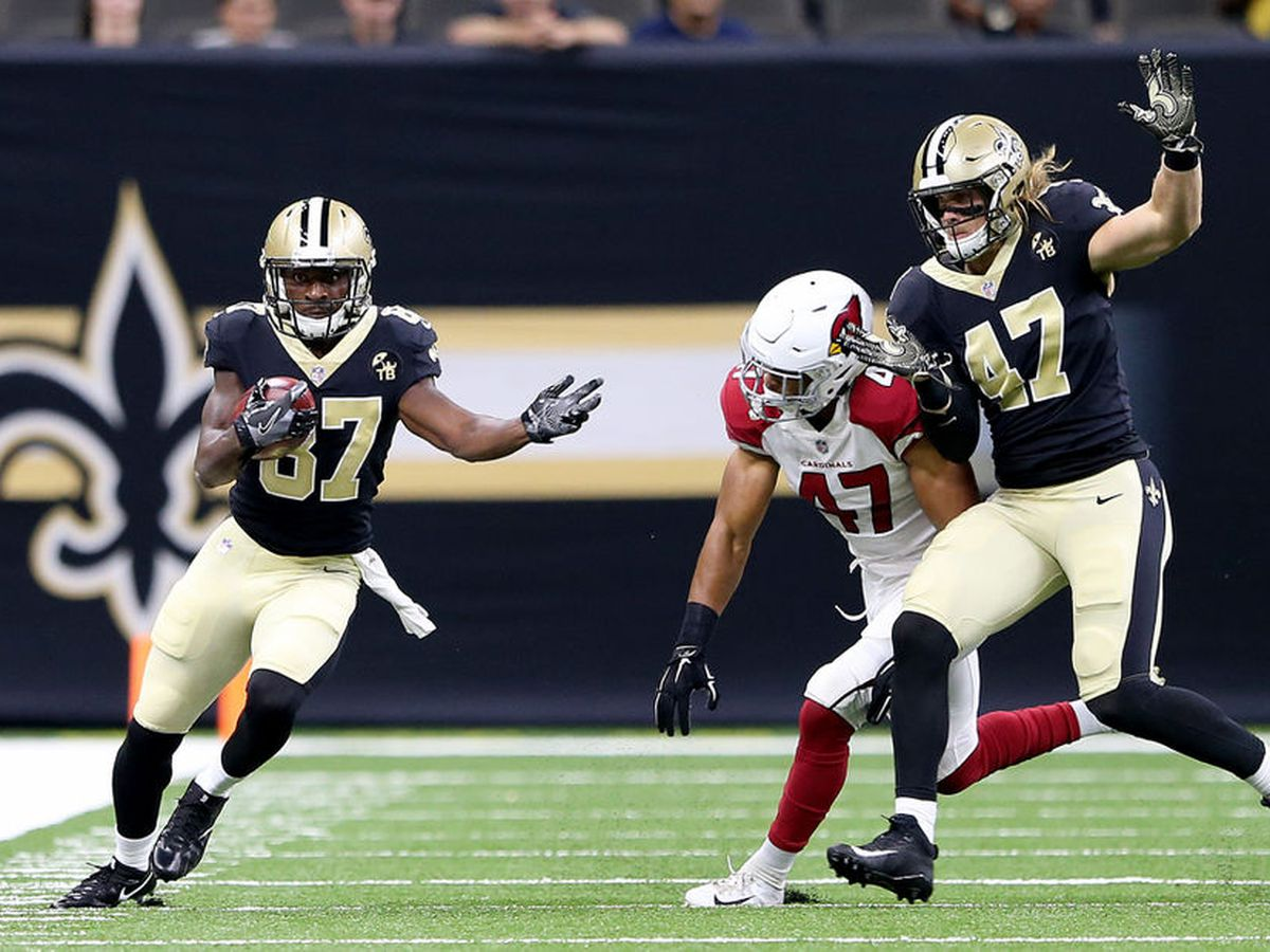 Report: Saints to re-sign returner Brandon Tate