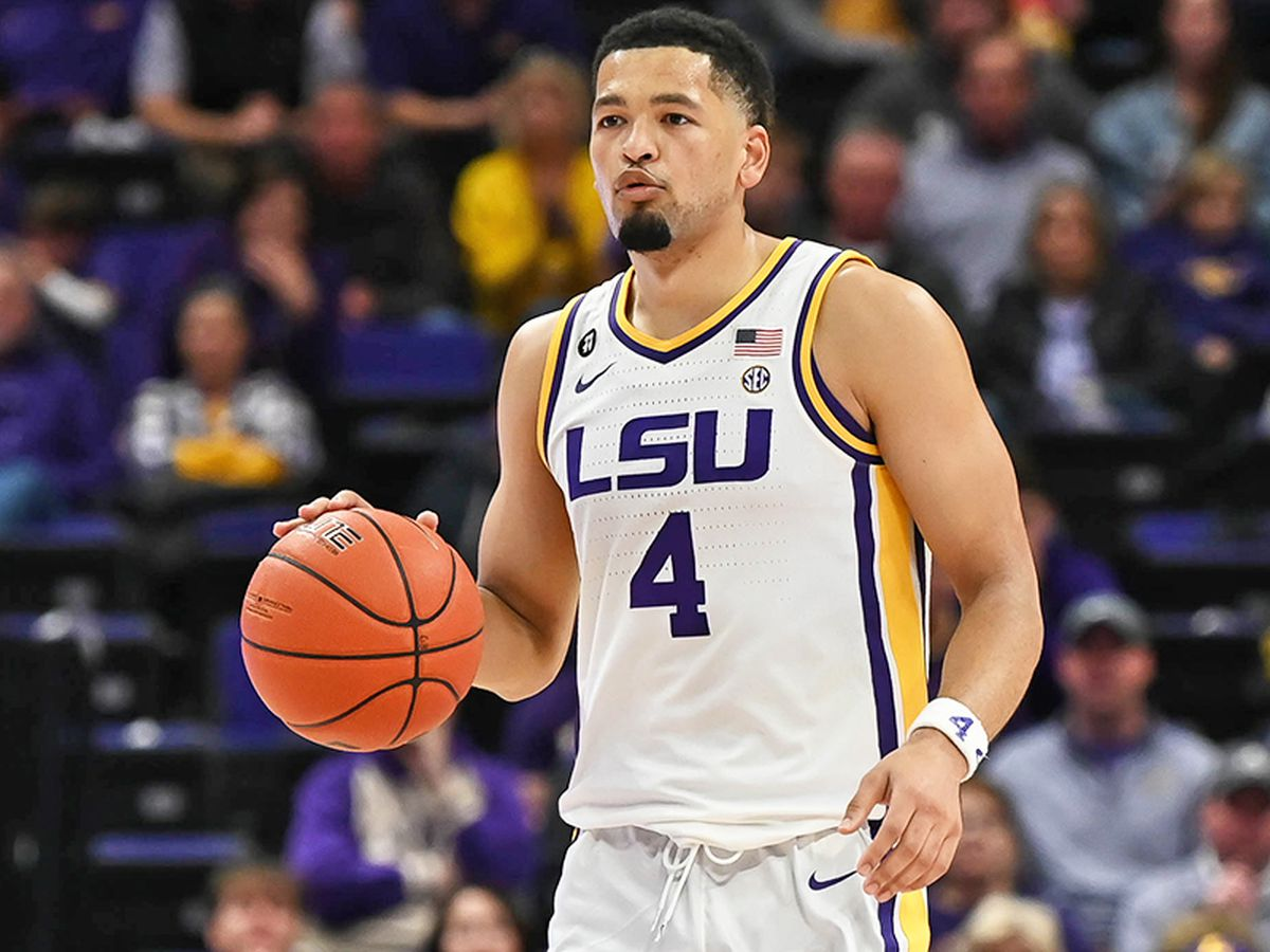 LSU guard Skylar Mays named SEC Men's Scholar Athlete of the Year