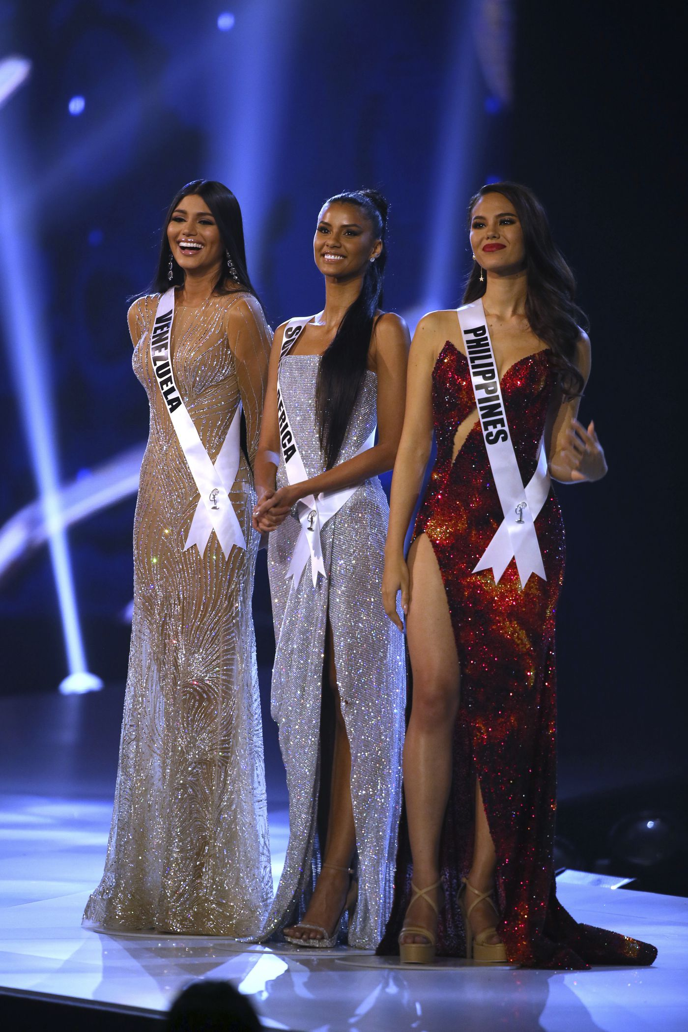 Philippines Catriona Gray Named Miss Universe 2018
