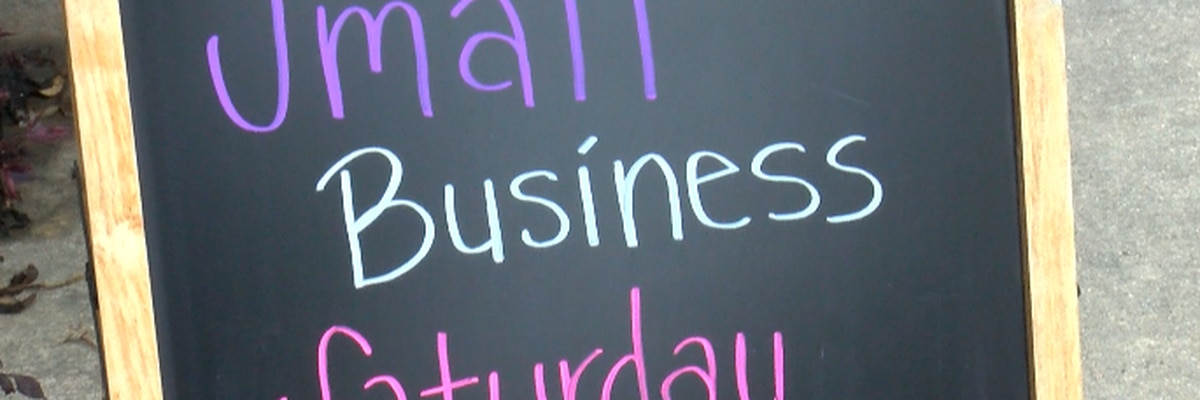 Brick and mortar shops looking for spark on Small Business Saturday