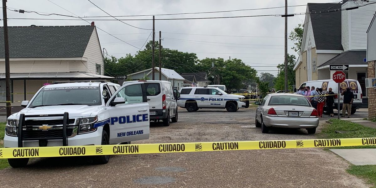 Woman shot and killed in Algiers