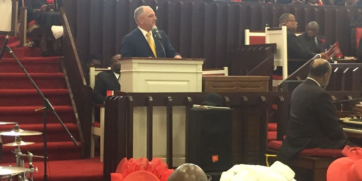 Governor Edwards says he's not likely to endorse in upcoming NOLA mayor's race