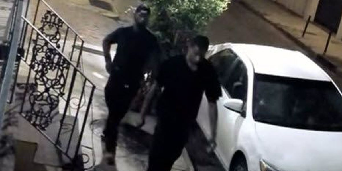Police seek pair wanted for French Quarter armed robbery