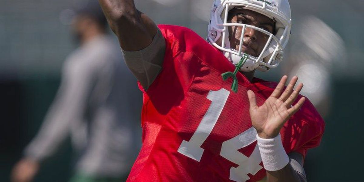 Glen Cuiellette 'fired up' for first start at quarterback for Tulane