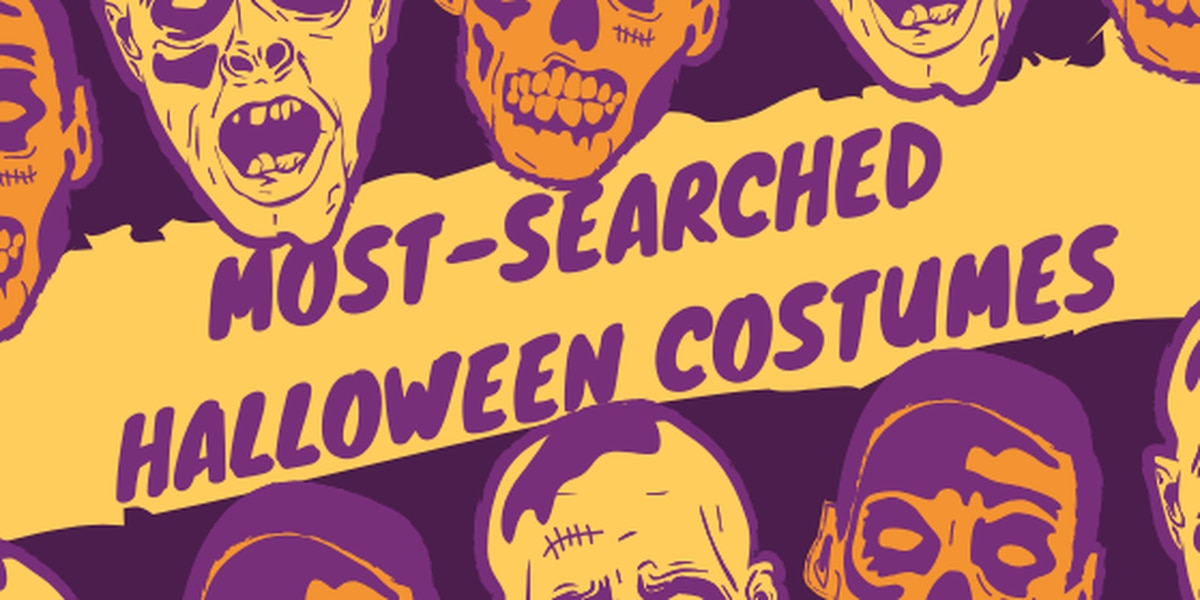 One of the most-searched Halloween costume ideas in Louisiana is.... cattle?