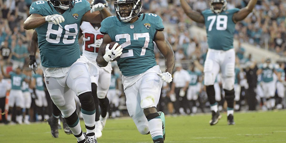 Leonard Fournette's days in Jacksonville could be numbered