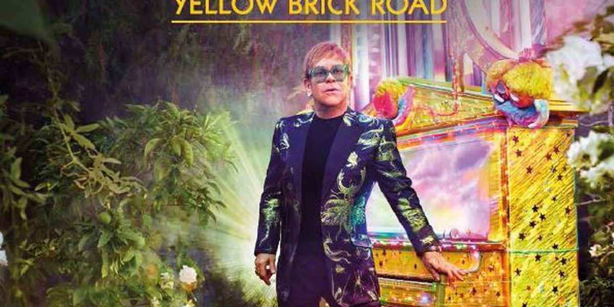 Elton John's final tour makes stop in New Orleans this December