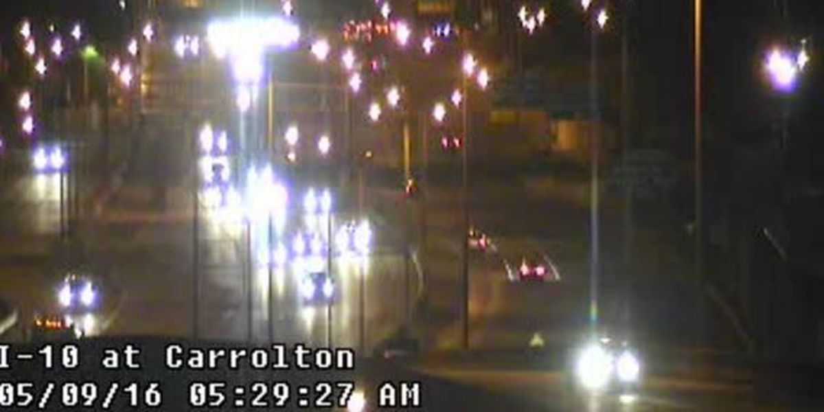First Alert Traffic: Kristi Coleman has your Monday morning commute covered