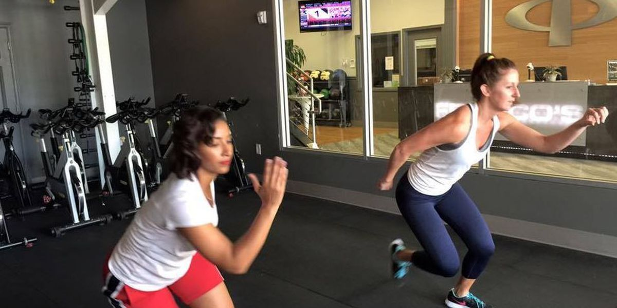 Workout Wednesday: Finding your balance