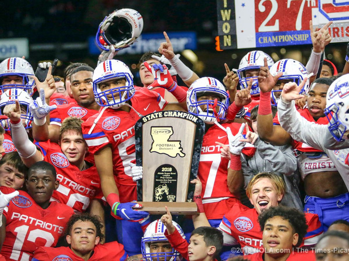 Curtis crushes Catholic to take Division I state crown