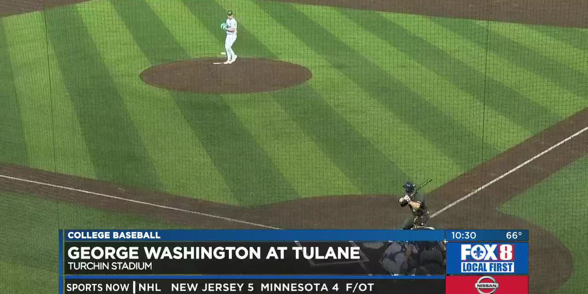 Tulane Baseball opens the 2019 season on a winning note