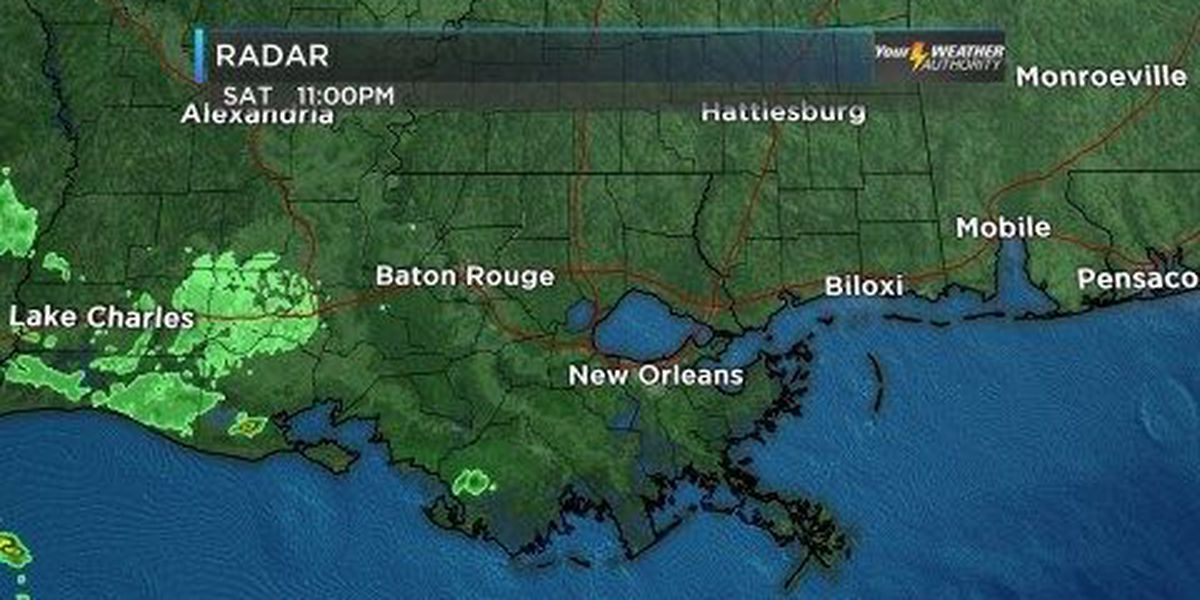 Nicondra: Pleasant conditions for remainder of weekend